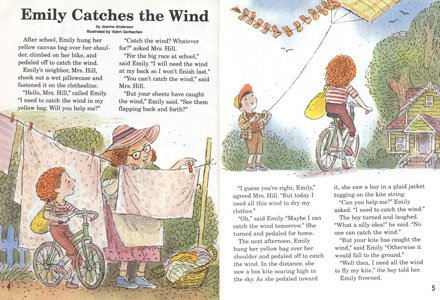 """""""Emily Catches the Wind"""""""